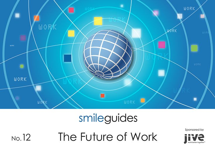 The Future of Work, new SMiLE Guide | simply communicate