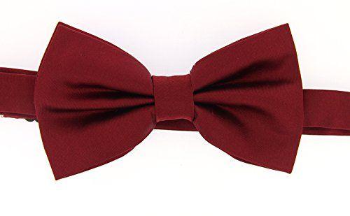 Soprano Wine Plain Satin Silk Pre-tied Bow Tie Soprano http://www.amazon.co.uk/dp/B00NM9I8AA/ref=cm_sw_r_pi_dp_mfk0wb0ZQBFDF