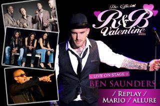 R&B Concerts | 36 euro ipv 78 50 vip kaart r b valentine heineken music hall in ...