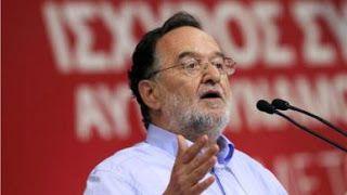 En Arxikos Politis: Π. Λαφαζάνης: «Καμία προεκλογική δέσμευση δεν εγκα...