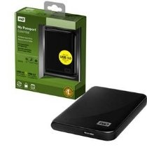 Western Digital 500 GB USB 3.0 / 2.0 My Passport Essential WDBACY5000ABK