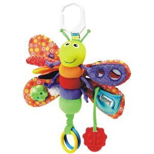 Speaking of babies, Lamaze makes the BEST little baby toys.  It will be your little one's favorite.  You've got to read the reviews on these things….perfect 5 stars from over a hundred reviewers!  #shepicks stocking stuffer #stockingfiller