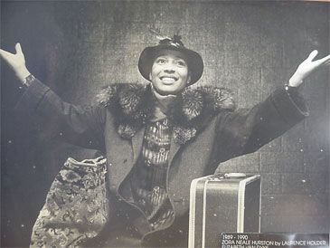 """One of my favorite authors...Ms Zora Neale Hurston. Prolific writer,speaker and I love her quote:  """"Sometimes, I feel discriminated against, but it does not make me angry. It merely astonishes me. How can any deny themselves the pleasure of my company? It's beyond me.  Zora Neale Hurston"""