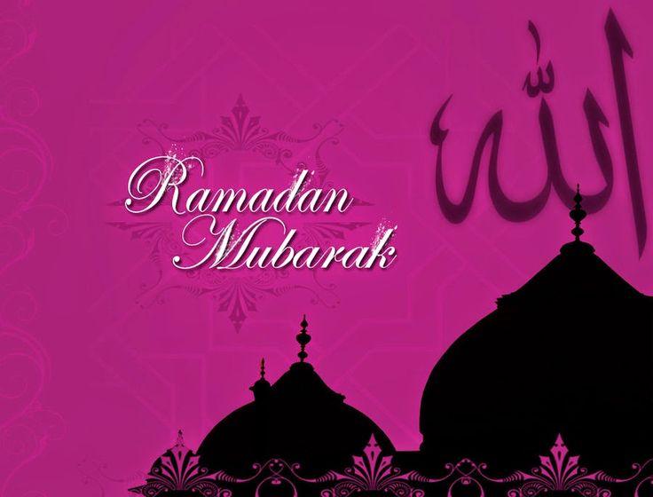 Unidos por el Islam: Ramadan Mubarak
