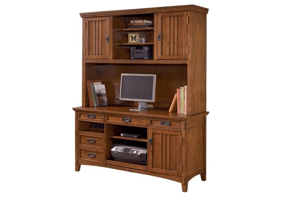 17 best images about ashley furniture office furniture for Mission style entertainment center plans