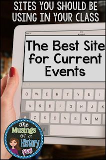 Technology Thursday: The Best Site for Current Events