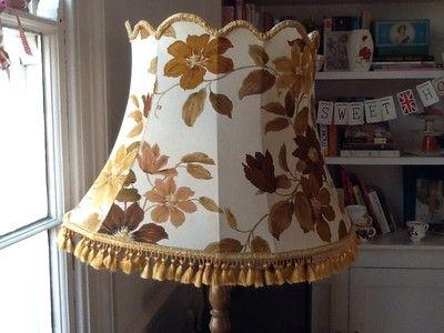 26 best standard lamp images on pinterest standard lamps lamp vintage standard lamp shade aloadofball Choice Image