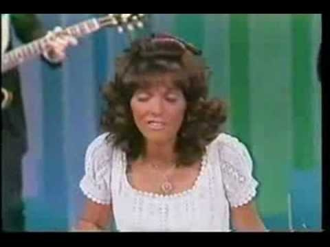 Carpenters - Top of the World (The Bob Hope Special) Part 1