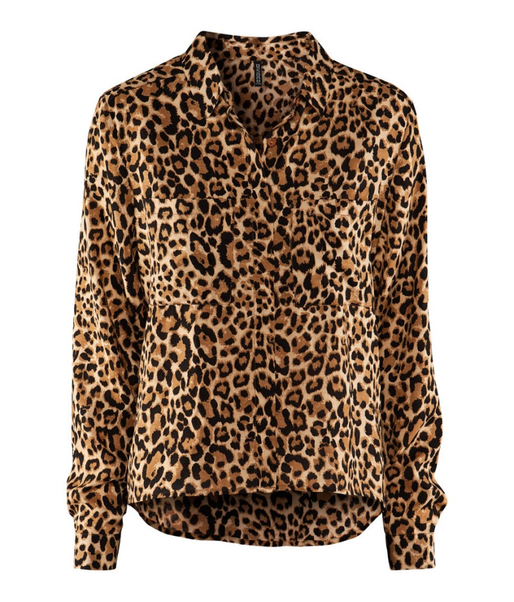 Fall 2012 Fashion And Beauty Trends: Animals prints are still big, especially for fall.