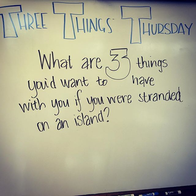 Today's Whiteboard Message! #miss5thswhiteboard