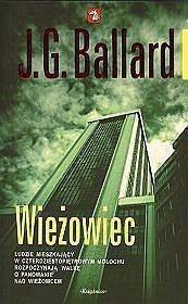 """""""Wieżowiec"""" J. G. Ballard // /Film oparty na książce// Książkowe wyzwanie 2016"""
