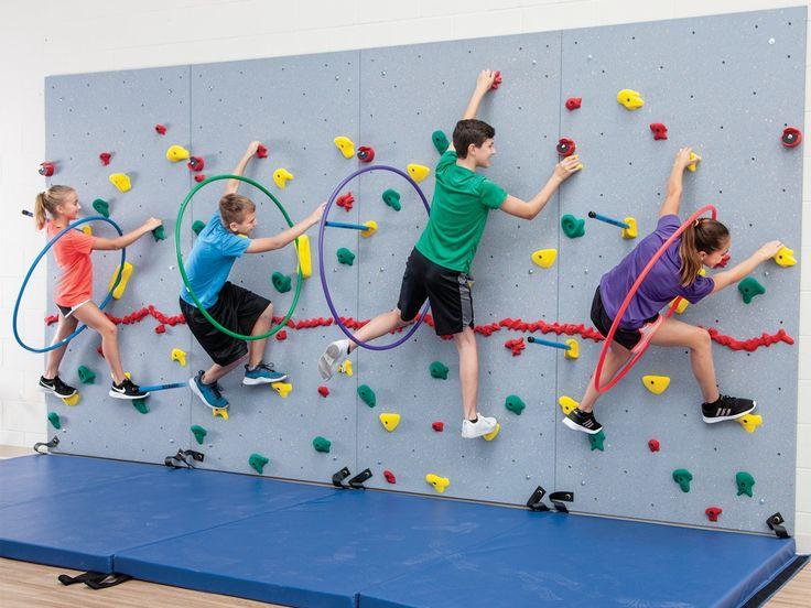 ULTRAVERSE Complete Climbing Wall Package Gopher Sport