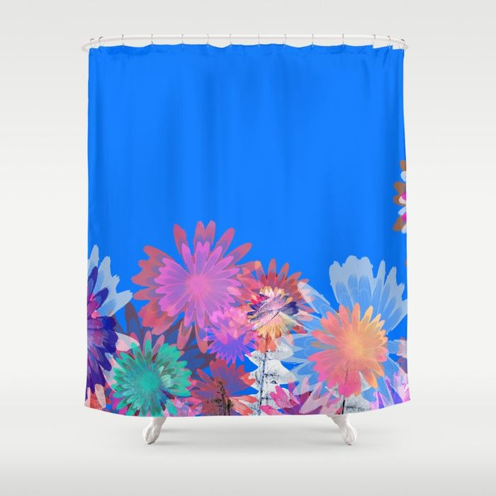 Buy Floral abstract(72) Shower Curtain by maryberg. Worldwide shipping available at Society6.com. Just one of millions of high quality products available.