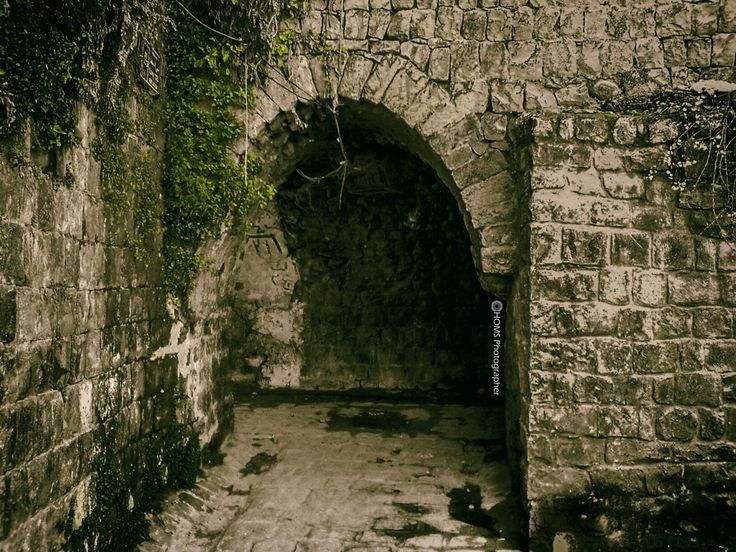Bab eldreeb باب الدريب  Old city - Homs
