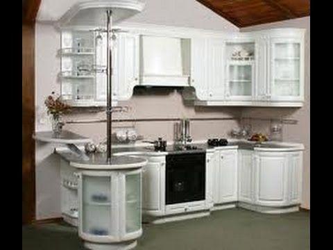 Красивые Кухни - Дизайн! - YouTube