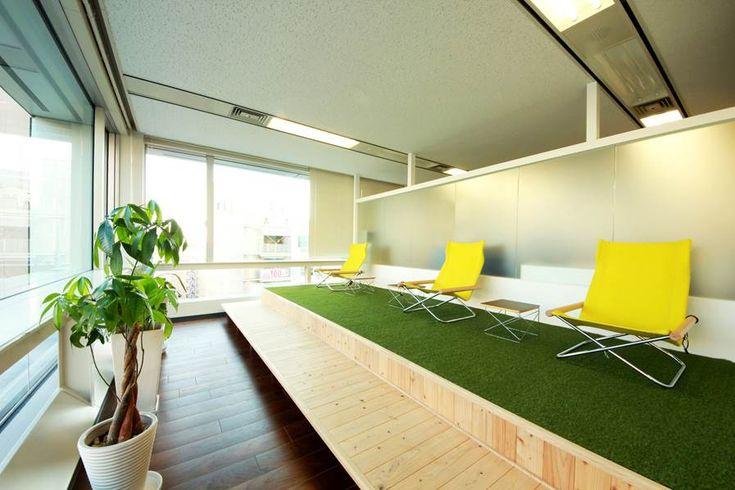 アイデアが生まれるオフィス|オフィスデザイン事例|デザイナーズオフィスのヴィス