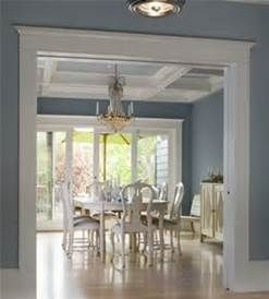 Edwardian Dining Living Room Arches - Bing images