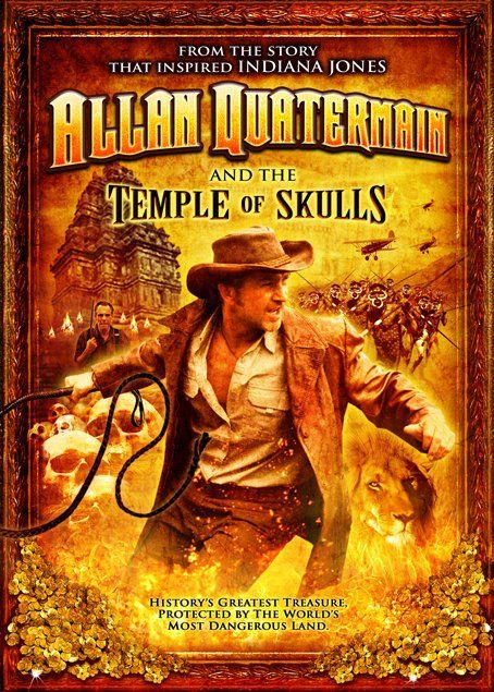 Allan Quatermain and the Temple of Skulls (2008):