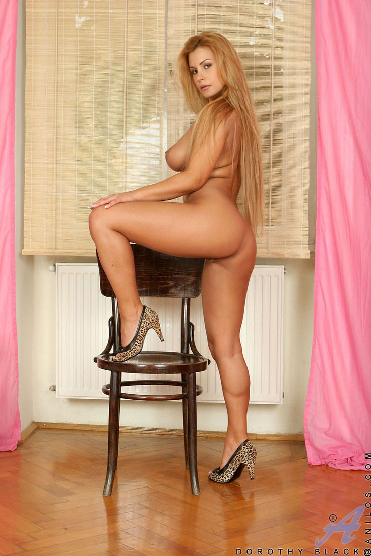 image Very sexy experienced blonde is about