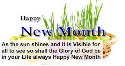 Happy New Month Guys!!