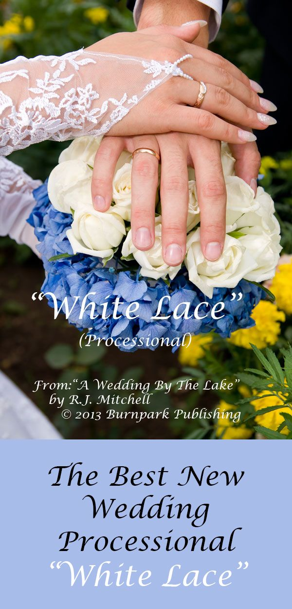 Listen To This Exciting New Wedding Processional From The A By Lake CD It Is Available On And Also As Sheet Music For Piano