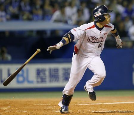 Ryosuke Morioka (Tokyo Yakult Swallows)
