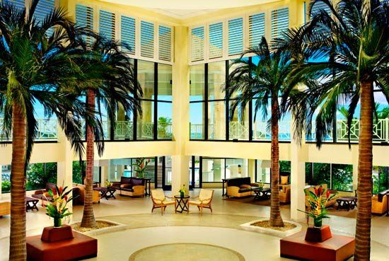 Meliá Nassau Beach Resort   Cable Beach, Bahamas.