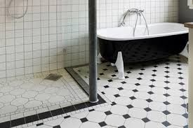 octagon tiles bathroom floor - Google-søk