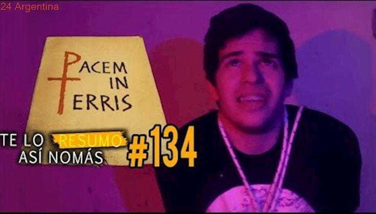 La Serie de El Demente (Pacem in terris) | Te Lo Resumo Así Nomás#134