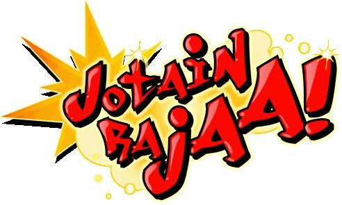 Jotain Rajaa logo