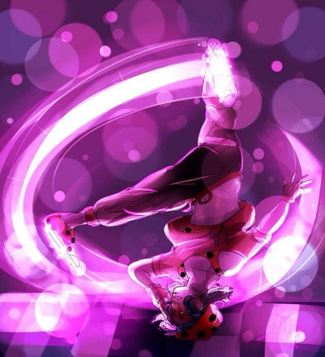 Break dance AU (belongs to Starrycove) by Jen-iii