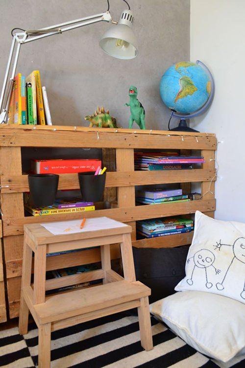 ideas decoracion infantil pallets 8 ideas con pallets para cuartos infantiles