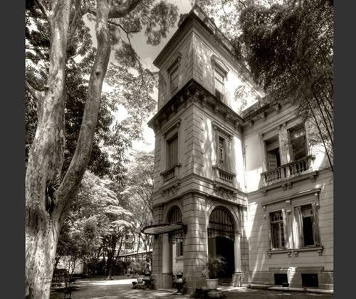 Casa Dona Veridiana / Sede Iate Clube de São Paulo