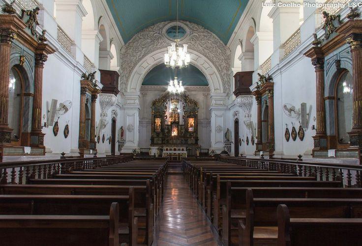 Centenary Church of Santana de Parnaiba,Sao Paulo,Brazil. by luiz  coelho on 500px