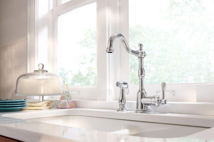 Opulence Single Handle Kitchen Faucet Kitchen