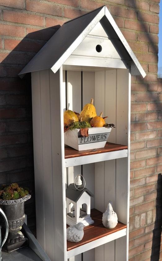 tuinkast / garden cabinet