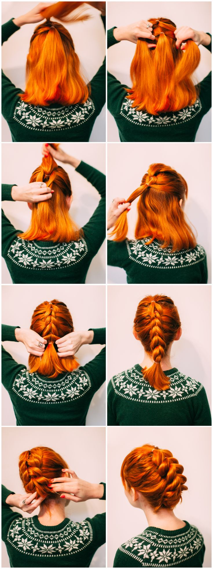 #GingerHairInspiration