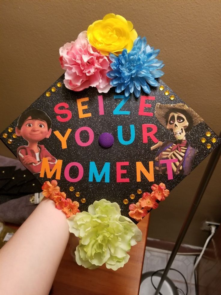 Coco Graduation cap! 🎓 - #Graduation - #DecorationGraduation