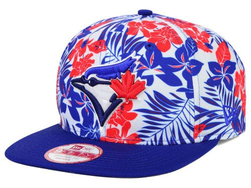 Toronto Blue Jays New Era MLB Wowie 9FIFTY Snapback Cap Hats