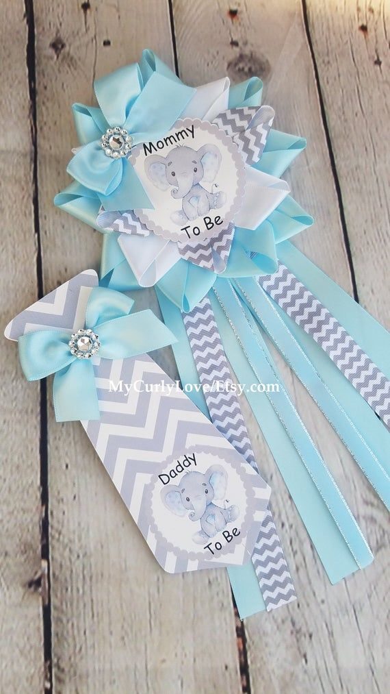 Boy Elephant Baby Shower Mommy To Be Pin Elephant Mommy To Be Corsage Elephant Baby Shower Pins Little Peanut Mommy Pin Boy Mommy To Be Pin Prendedores Para Baby Shower Temas De Baby Shower De