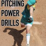 Softball Pitching Power Drills