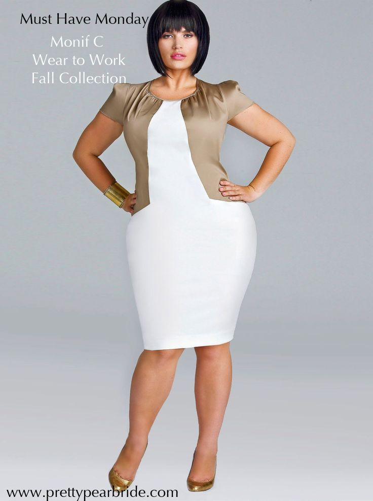 "{Must Have Monday} Monif C ""Wear to Work"" Collection 