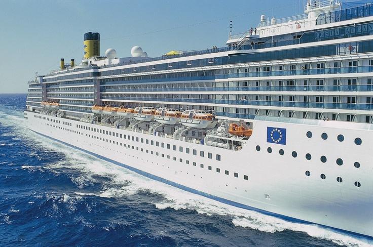 La experiencia:   2000, Costa Atlantica, primer barco en Europa con Balcones Privados