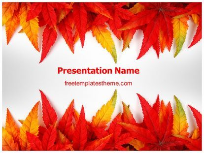 12 best free abstract backround powerpoint ppt templates images on download free autumn abstract powerpoint template for your powerpoint toneelgroepblik Gallery
