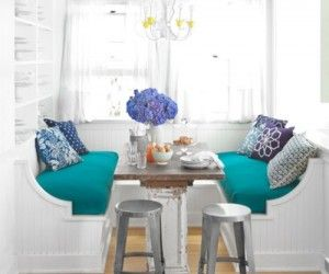 charming top breakfast nook stools image idea