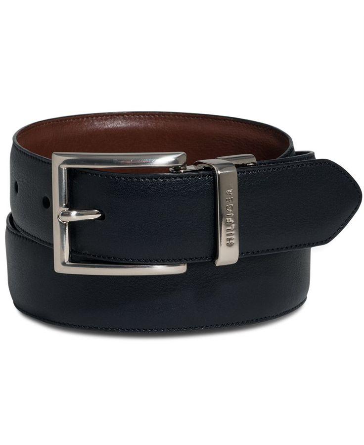 Tommy Hilfiger Reversible Dress Belt