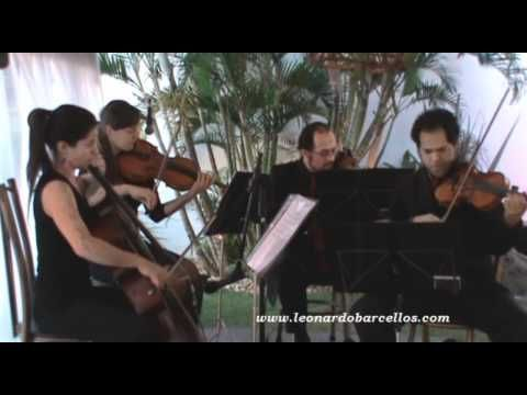Great song for the wedding party processional! ▶ with a little help from my friends (Beatles ) (String Quartet) Quarteto de cordas - YouTube. Lyrics: http://www.sing365.com/music/lyric.nsf/With-A-Little-Help-From-My-Friends-lyrics-The-Beatles/3C1C6A1954B8E1E848256BC200140856