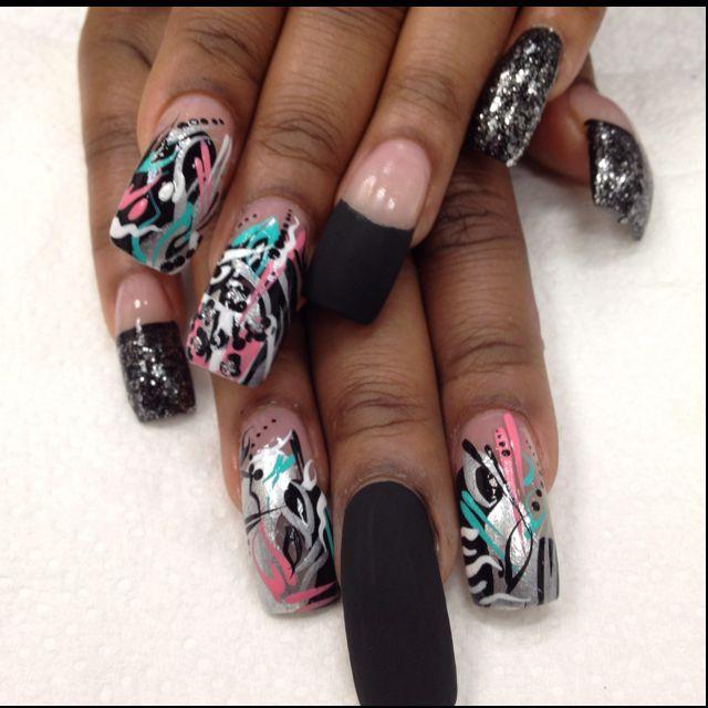 Nicki Minaj collection and matte polish