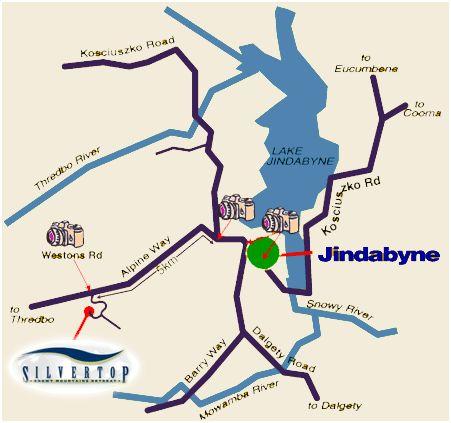 Snowy Mountains, Thredbo, Perisher & Jindabyne Accommodation and location