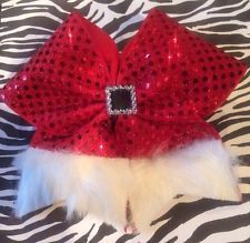 christmas cheer bows - Google Search